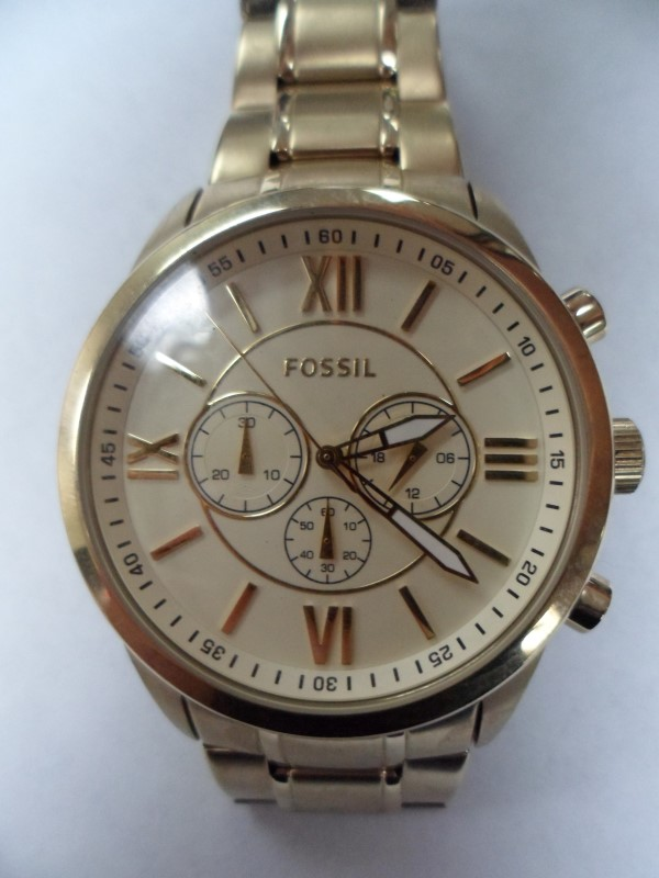 FOSSIL Gent's Wristwatch BQ1128