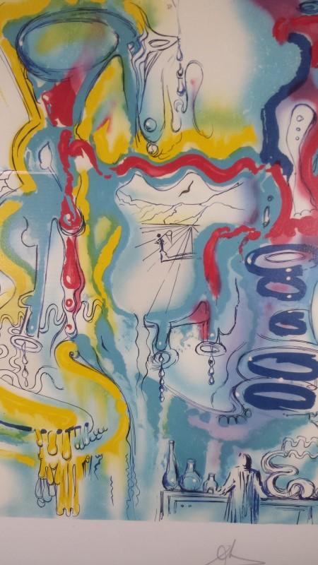 SALVADOR DALÍ (1904-1989) THE CHEMIST