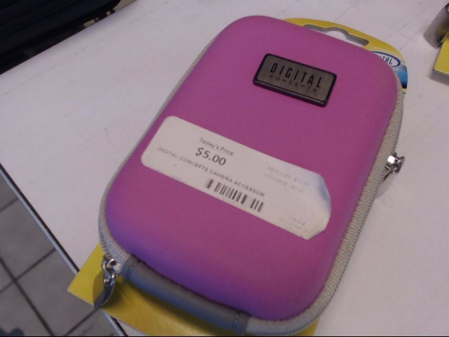 DIGITAL CONCEPTS Camera Accessory CAMERA ACCESORY CAMERA CASE