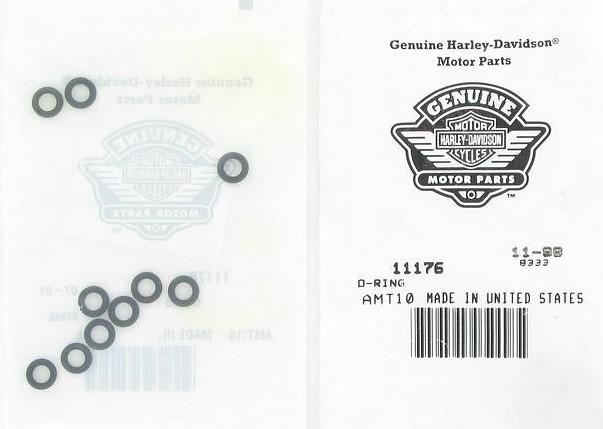 CUSTOM CHROME 54419, #11176; ANTI-ROTATION PIN O-RING XL 91-UP