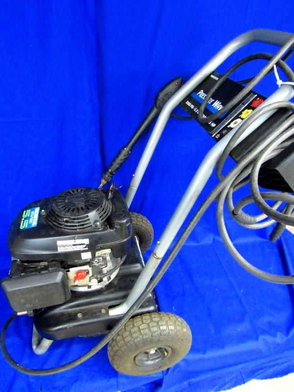 HONDA PRESSURE WASHER PWH2500