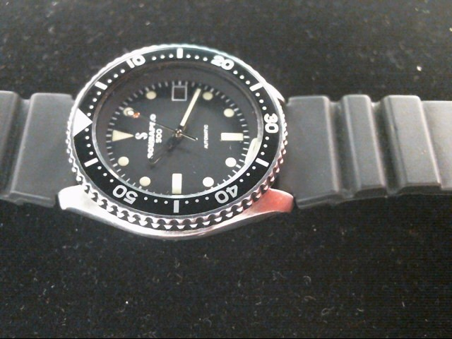 SEIKO Gent's Wristwatch SCUBAPRO 500