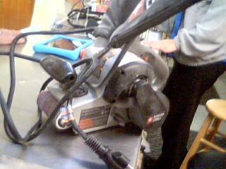 PORTER CABLE Belt Sander 352VS