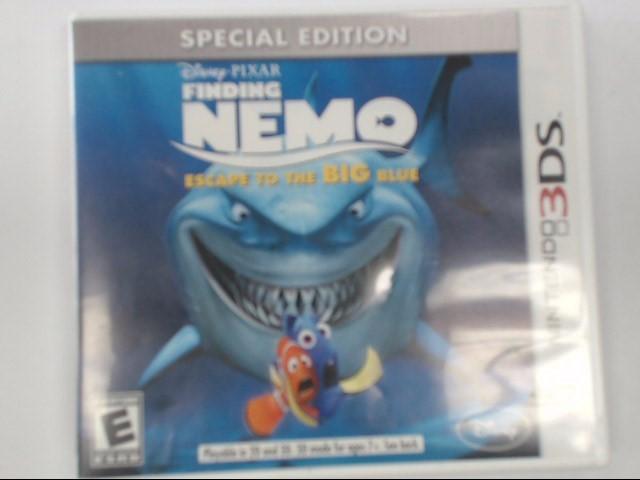NINTENDO 3DS FINDING NEMO ETTBB