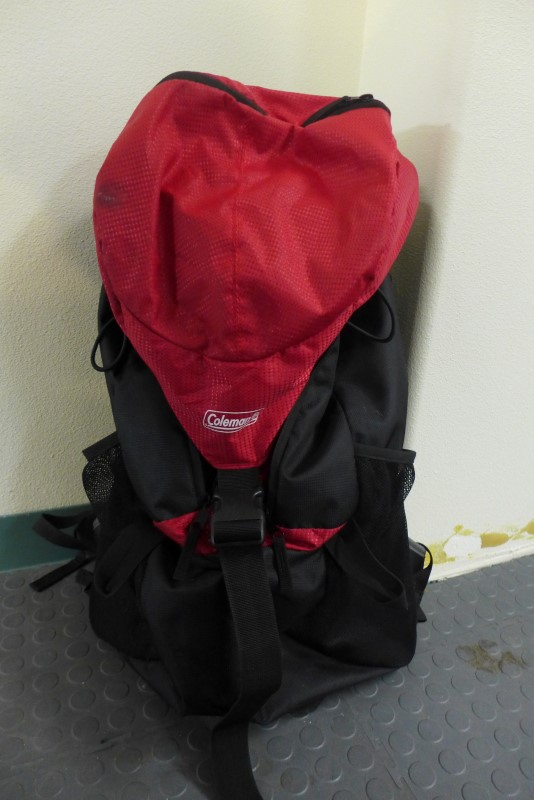 COLEMAN Camping BACKPACK
