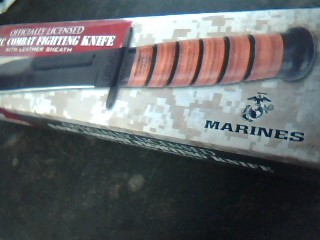 USMC Combat Knife COMBAT FIGHTING KNIFE