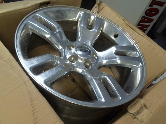 FORD MOTOR COMPANY 20 INCH RIMS ALLOY FORD
