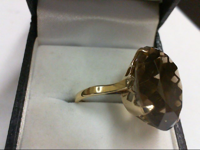 Lady's Gold Ring 14K Yellow Gold 7.2g