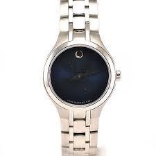 MOVADO Lady's Wristwatch 01.3.14.1086