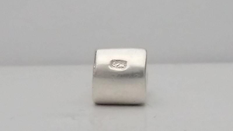 """J"" S925 CHARM FOR BRACELET Sterling Silver"