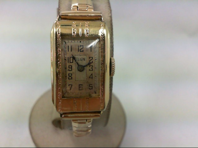 ELGIN Lady's Wristwatch VINTAGE