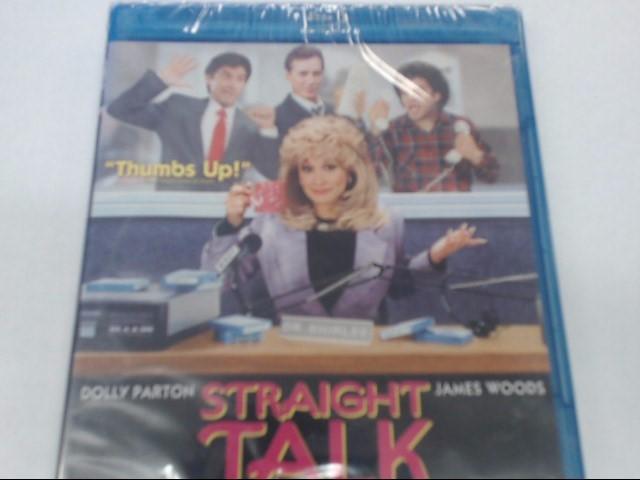STRAIGHT TALK - BLU-RAY MOVIE