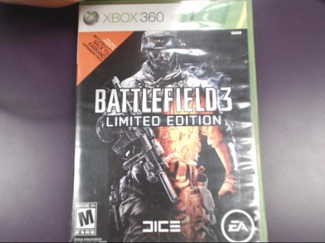 Battlefield 3: Limited Edition (Microsoft Xbox 360 ) Damaged Spine!