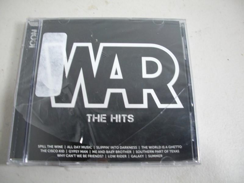 WAR The Hits