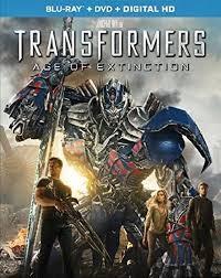 BLU-RAY MOVIE Blu-Ray TRANSFORMERS AGE OF EXTINCTION