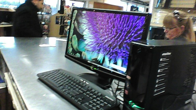 E MACHINES PC Desktop EL1360G-UW12P