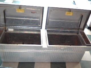 Adrian steel truck TOOL BOX