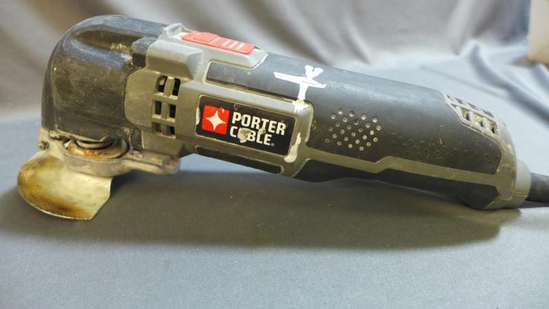 PORTER CABLE Vibration Sander PC250MT