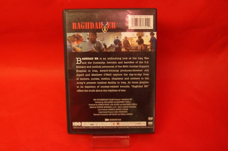 Dvd-baghdad Er (2006) - (One - Dvd)