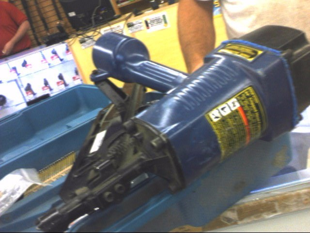 CENTRAL PNEUMATIC Nailer/Stapler 91054