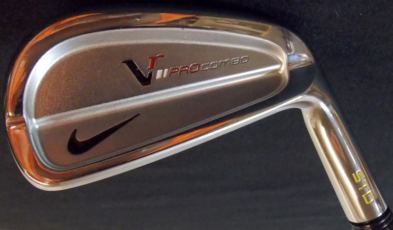 NIKE, VR PROCOMBO CB 6 IRON, RH, FORGED S, USA, TRUE TEMPER DYNAMIC GOLD, S300
