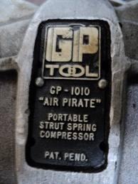 GP AIR PIRATE GP-1010