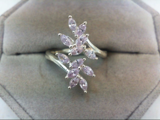 Lady's Silver Ring 925 Silver 3.7g