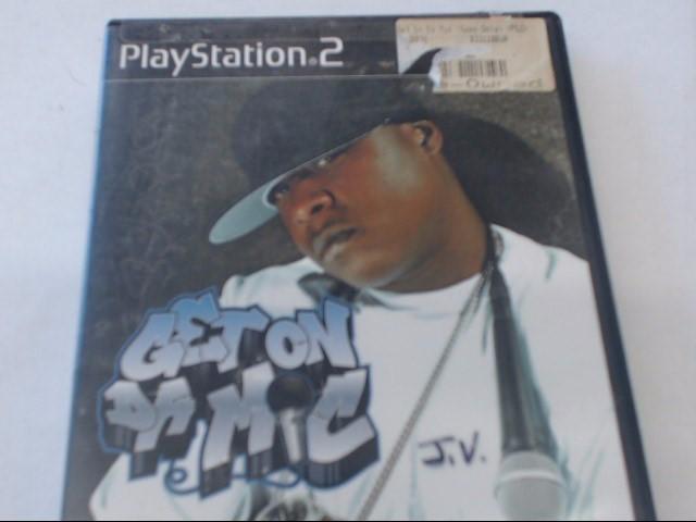 SONY PS2 GET ON DA MIC
