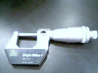 DIGIT-MIKE Micrometer 599-10-1