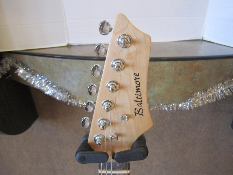 BALTIMORE Electric Guitar ELECTRIC GUITAR