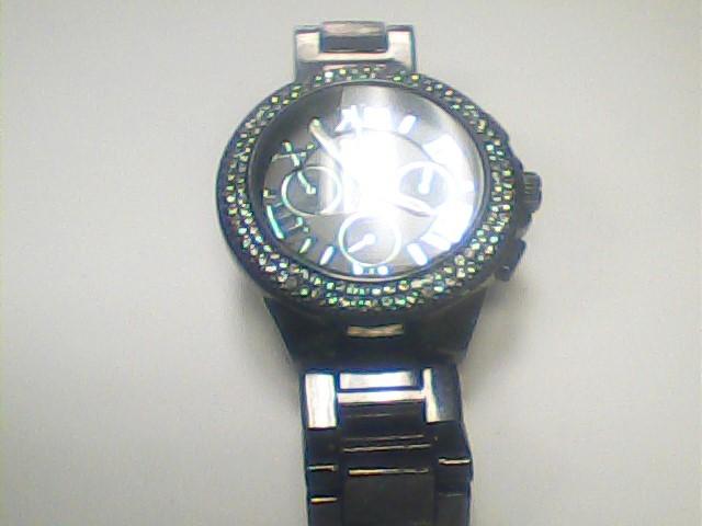 GENEVA Lady's Wristwatch PLATINUM 2968
