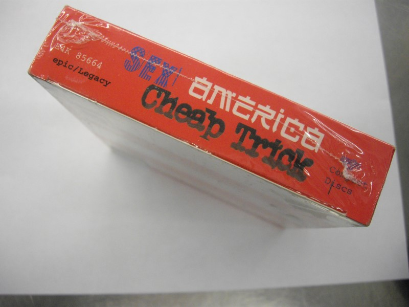 LEGACY CD CHEAP TRICK SEX AMERICA CD SET