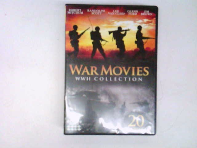WAR MOVIES WWII COLLECTION