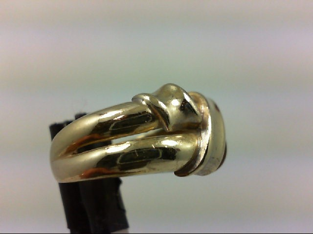Lady's Gold Ring 14K Yellow Gold 5.1g Size:8