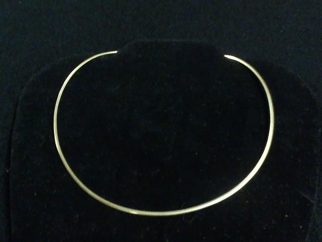 "16"" Gold Fashion Chain 10K Yellow Gold 3.07dwt"