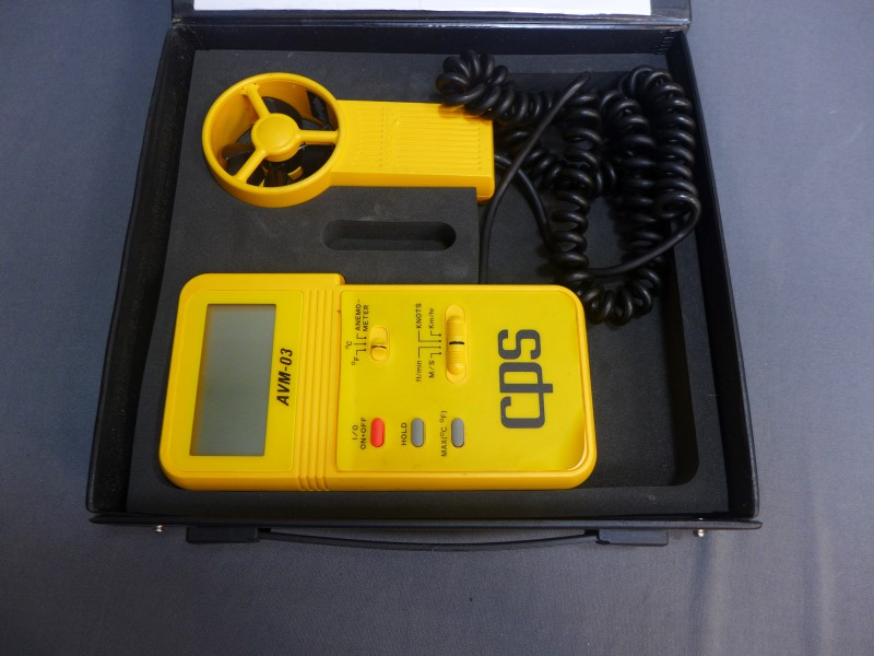 CPS ANEMOMETER AVM-03