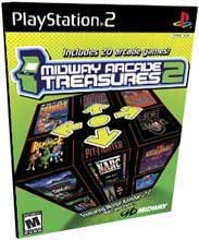 SONY Sony PlayStation 2 MIDWAY ARCADE TREASURES 2