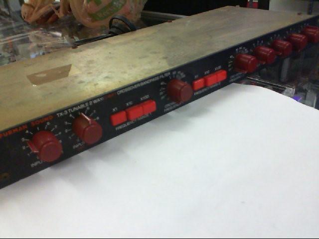 FURMAN SOUND Home Audio Parts & Accessory TX-3