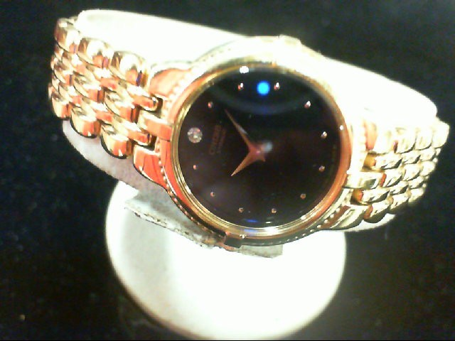 SEIKO Lady's Wristwatch 4N00-0910