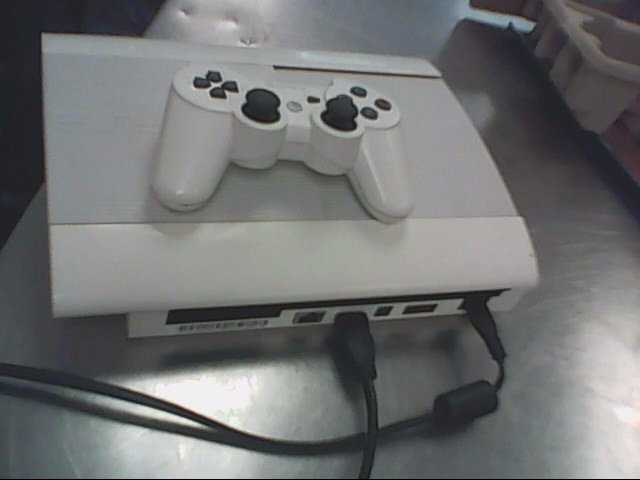 SONY PS3 500G 4001C #AA657467393,CONTROL,CORDS