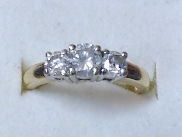 ENGAGEMENT RING JEWELRY, 14KT, 3