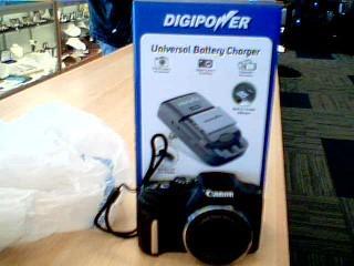 CANON Digital Camera POWERSHOT SX170IS