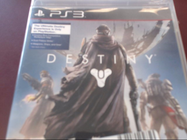 SONY PS3 DESTINY (ON-LINE PLAY ONLY)
