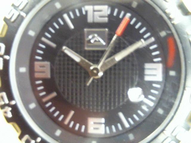 DARKSLIDE Gent's Wristwatch QWMAG16 QWMAG16