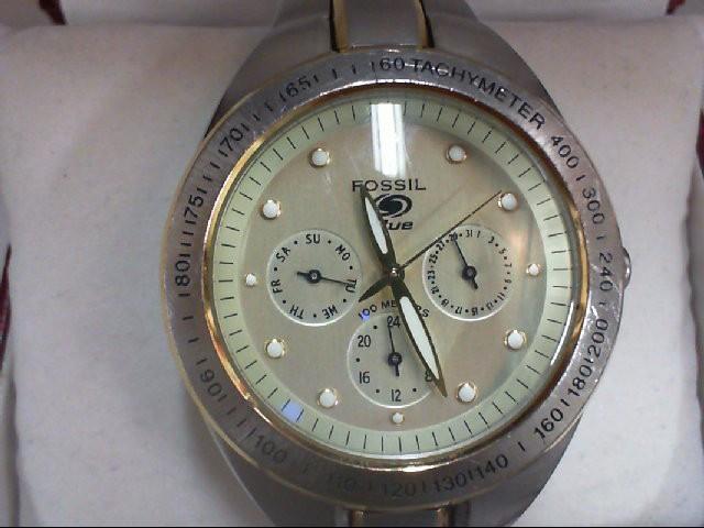 FOSSIL Gent's Wristwatch BQ9042 MULTI-FUNCTION MENS