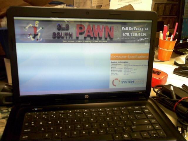 HEWLETT PACKARD PC Laptop/Netbook 2000-2B44DX