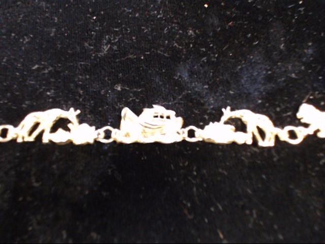 Gold Bracelet 14K Yellow Gold 8.6g