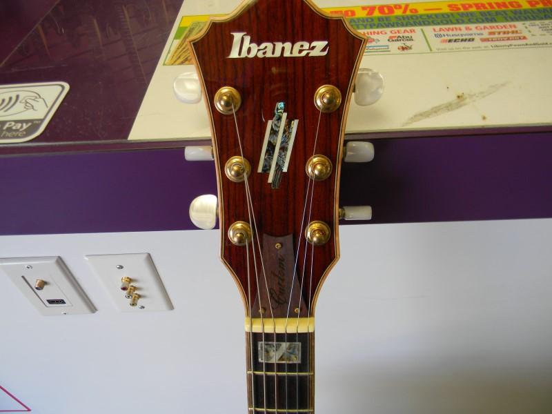 IBANEZ Electric Guitar AF125-AMB-12-02