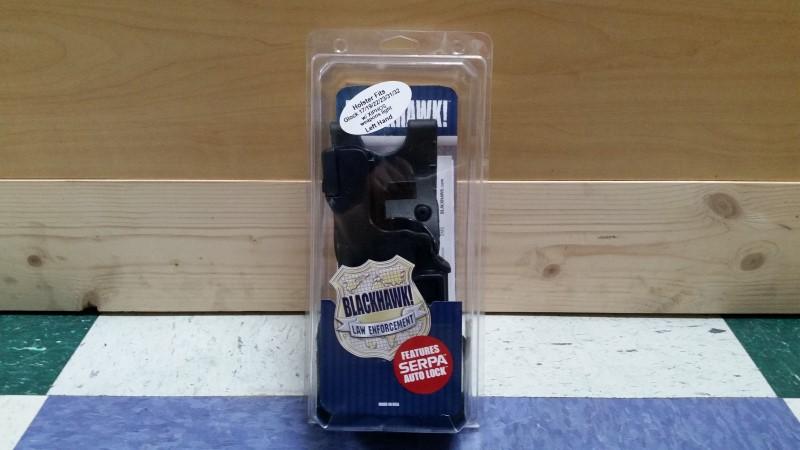 BLACKHAWK DUTY LV3 LB SERPA HOLSTER