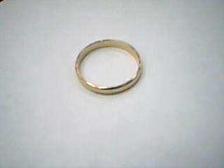 Gent's Gold Ring 14K Yellow Gold 2.5g Size:9.5